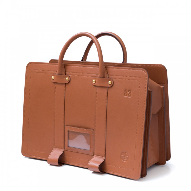 retro briefcase