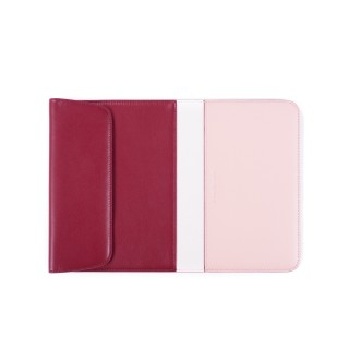 Leather case for Mac Book Air