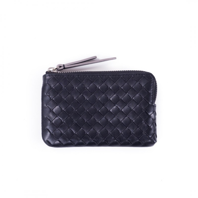 Kenzie 編織鑰匙包・零錢包