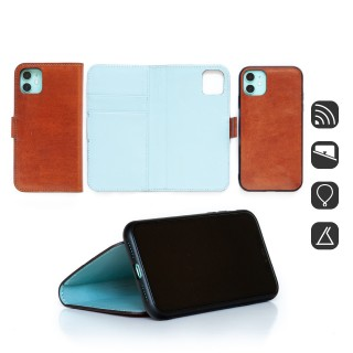 FC01|flip leather case