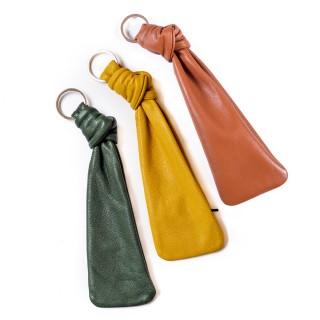 Knot key pouch