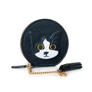 cat face pouch