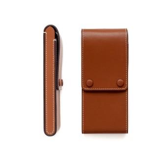 leather case.4 pens