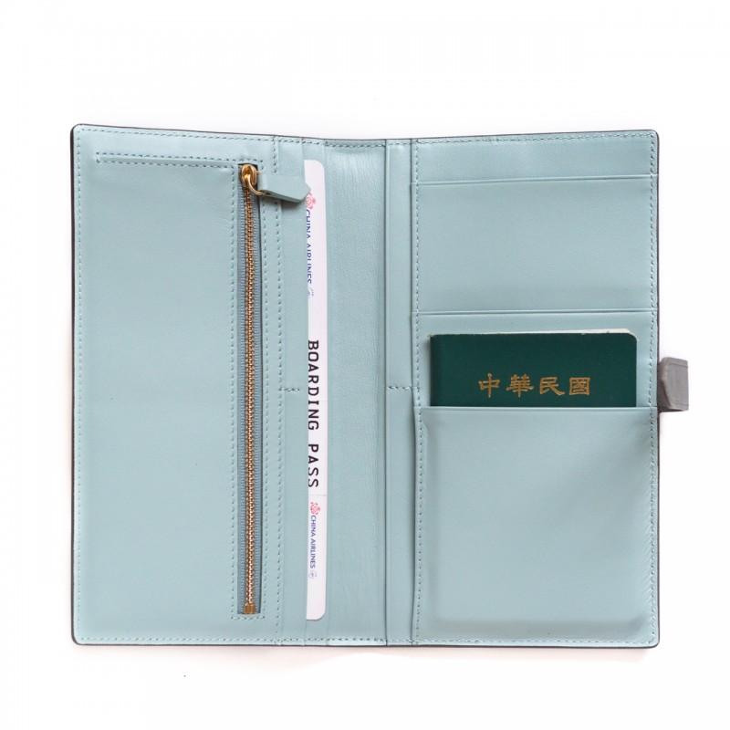 Twin passport holder