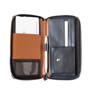 zip around passport holder