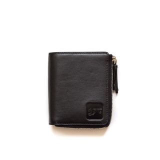 twin zip wallet