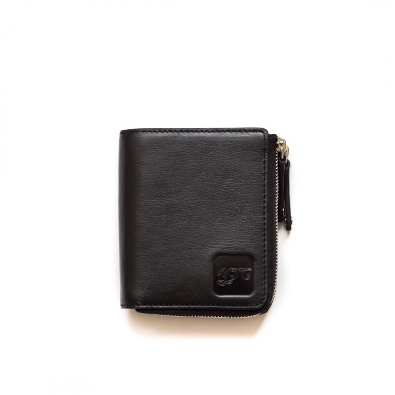 twin zip wallet