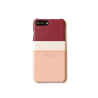 iPhone leather back